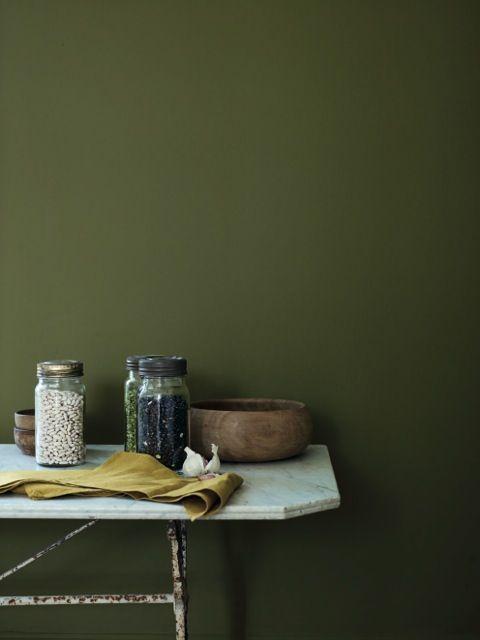 Olive Green | Trend Color #Inspiration #Kokwooncenter #2017