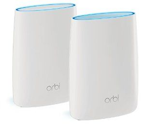 Netgear Orbi Home Mesh WiFi Wireless Network + Orbi Satellite (RBS50)  Amazon HOT Deals Today has the lowest price deal for Netgear Orbi Home Mesh WiFi Wireless Network + Orbi Satellite (RBS50) $349. It usually retails for over $399, which makes this a HOT Deal and $50 cheaper than the next best...