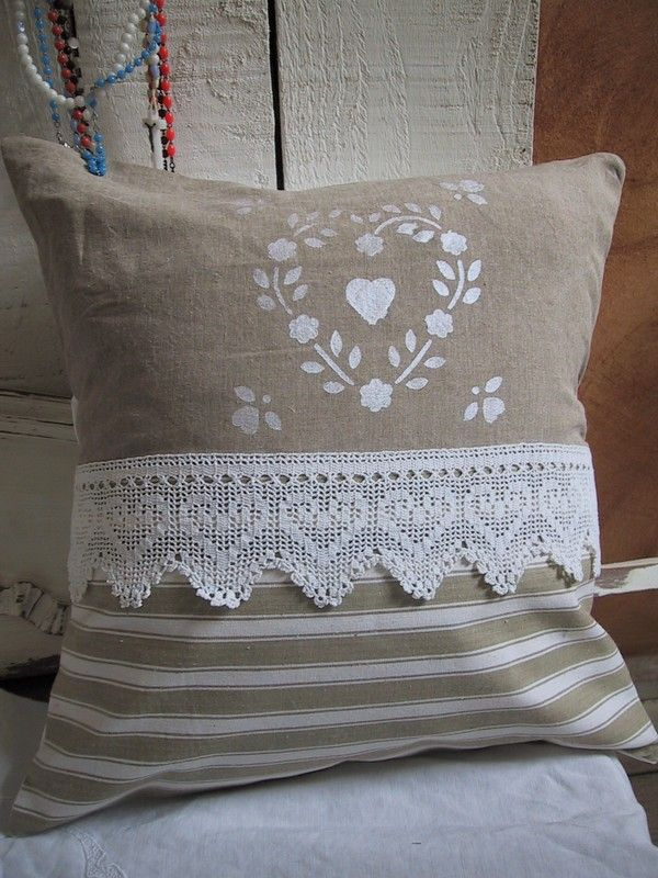 ♥great for ticking material and stenciling