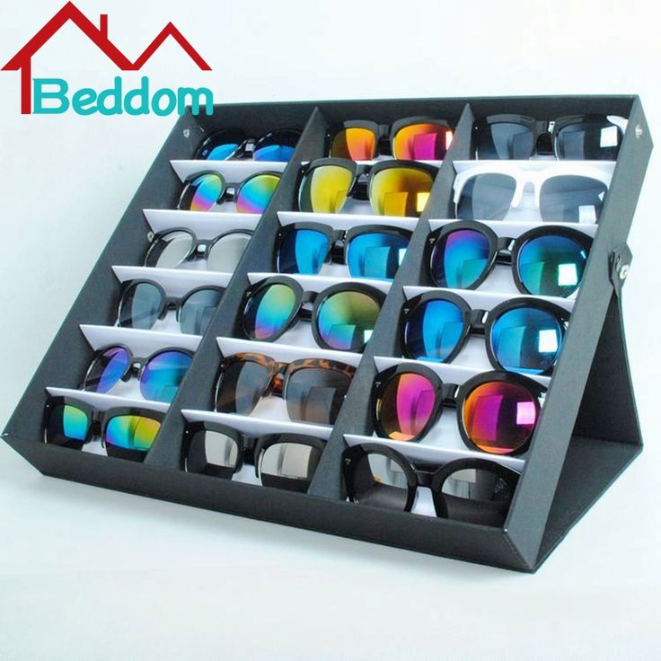 Beddom Sunglasses Box Black Wood 18Grids Eyeglass Box Eyewear Organizer Display Case Box Collector Sunglasses Storage Box Holder #>=#>=#>=#>=#> Click on the pin to check out discount price, color, size, shipping, etc. Save and like it!