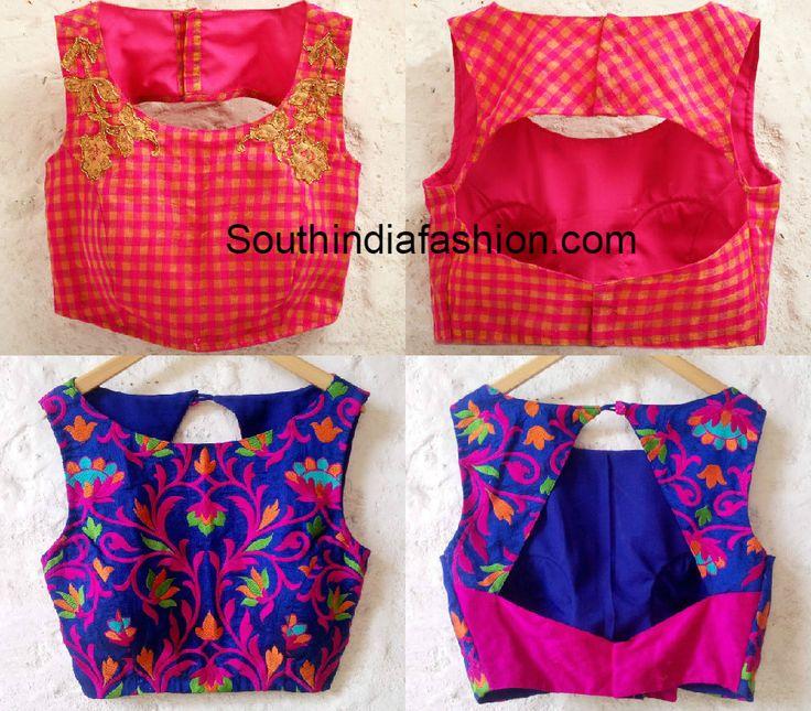 boat_neck_blouse_designs