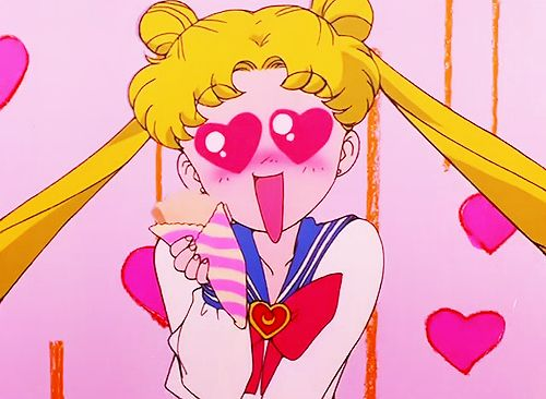 Sailor Moon Jul 2017