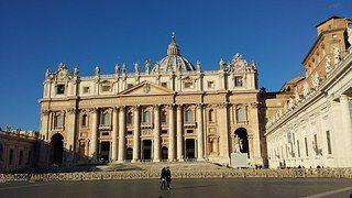 Vaticano, Basílica De San Pedro