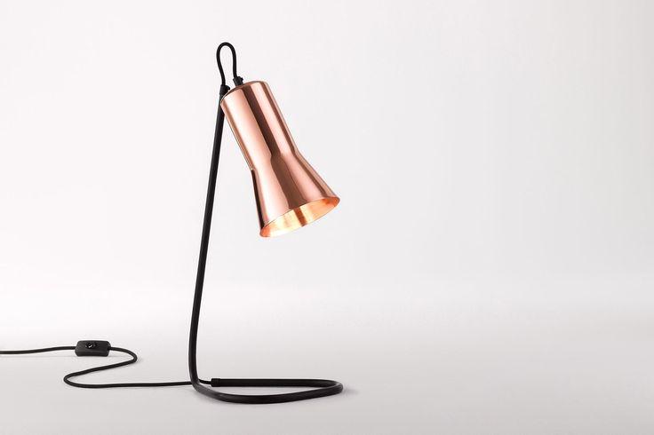 Ross Gardam | Silhouette Lamp in solid copper