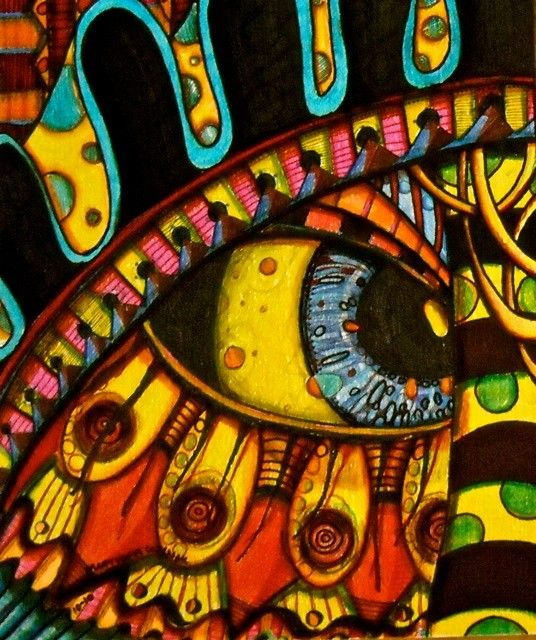 Art Prints by Mary Vogel Lozinak  Crazy Eye by pinkflamingo61, $20.00