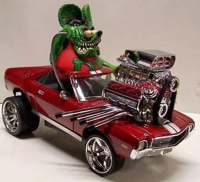 261 Best Roth Images On Pinterest Rat Fink Custom Cars And Big