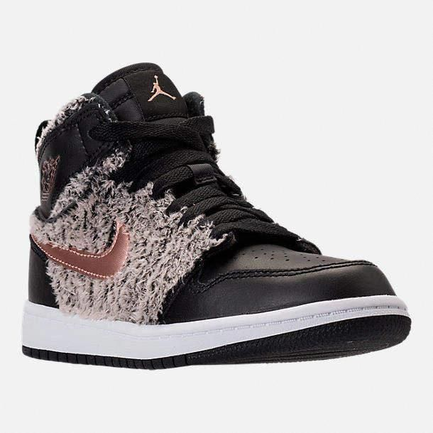 huge discount ddff6 d3dac Nike Girls  Preschool Jordan Retro 1 High Basketball Shoes   girlsbasketballshoes  ProBasketball. Visit