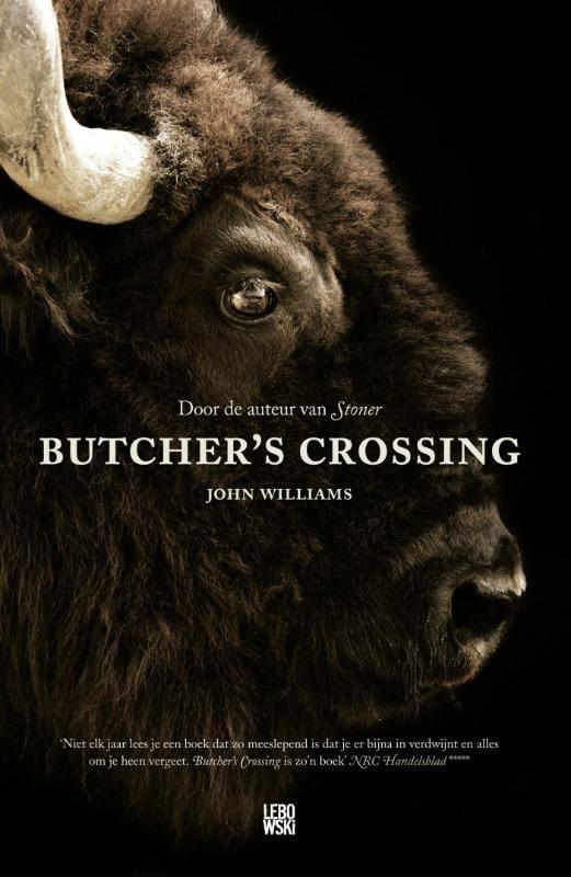 Butcher's crossing van John Williams - ISBN 9789048816743
