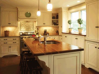 best wood for kitchen cabinets cwp white shaker style center island wood top custom 12274