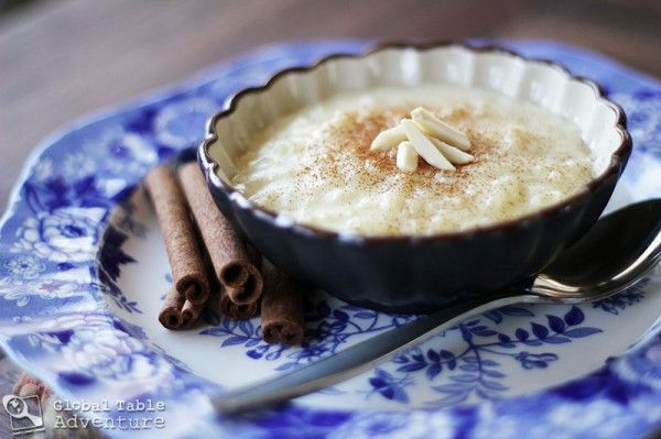 Sutlijash- Macedonian rice pudding
