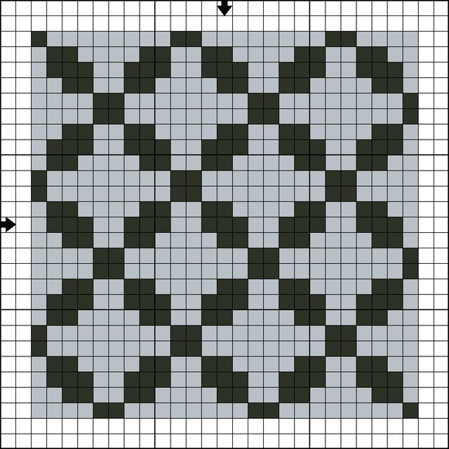 Two Color Tile Patterns Tile Design Ideas