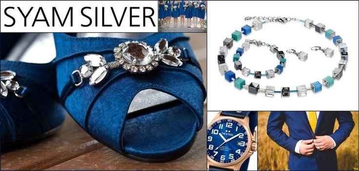 A szerencsét hozó kék - Coeur De Lion ékszer, TW Steel óra
