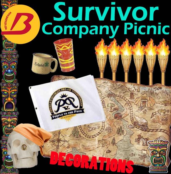 """Survivor"" Company Picnic"
