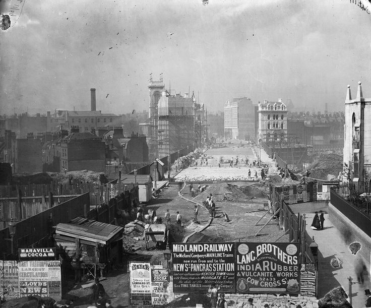 From egg gatherers in Yorkshire to the Holborn viaduct under construction, a book by the Historic England Archive brings together photos dating from 1850