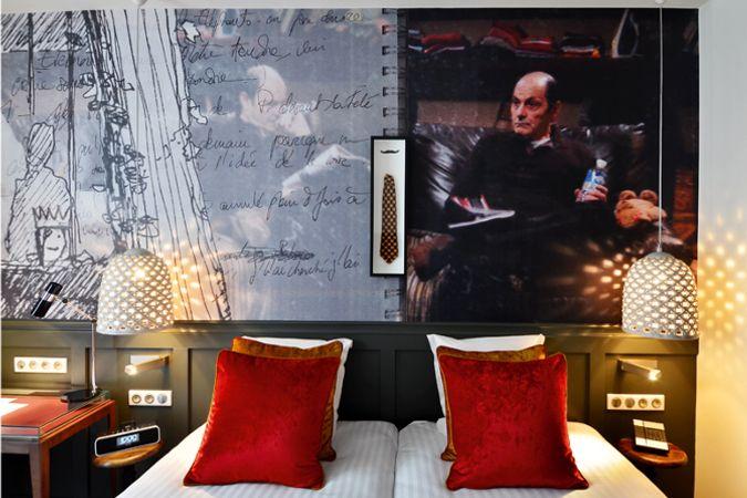 Paris - hotel 123 sebastopol