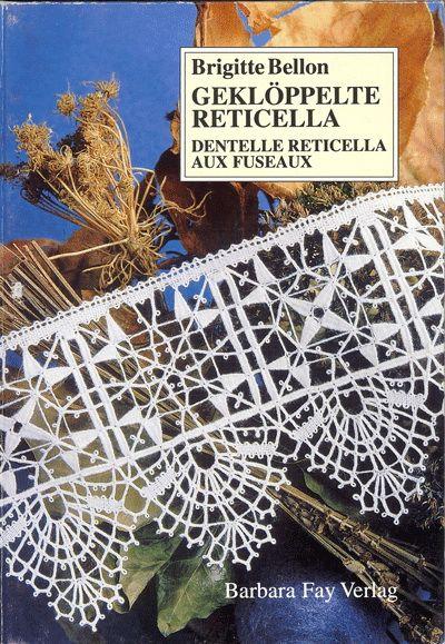 Gekloppelte Reticella Briguitte Bellon - Fuen - Álbumes web de Picasa