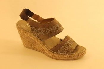 JUNCAL AGUIRRE wedges - buy them every visit to Spain - the most comfortable wedges ever!