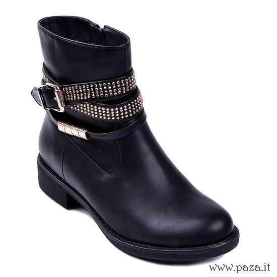 Giona Boots €79.00 spedizione gratuita http://www.paza.it/produkt/7333,giona-black-boots