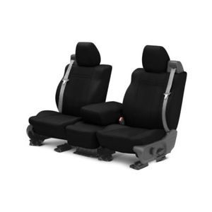 a caltrend ns280 01pa neoprene 1st row black custom seat covers
