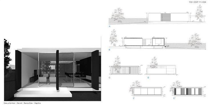 Casa suburbana en Gonnet - ARQA
