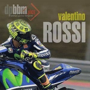 DP BBM Terbaru Valentino Rossi The Doctor
