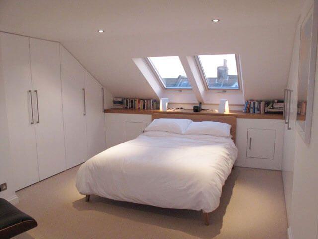 Soundhouse loft conversion