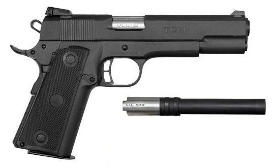 M1911-A2 9MM/22TCM 17+1 5