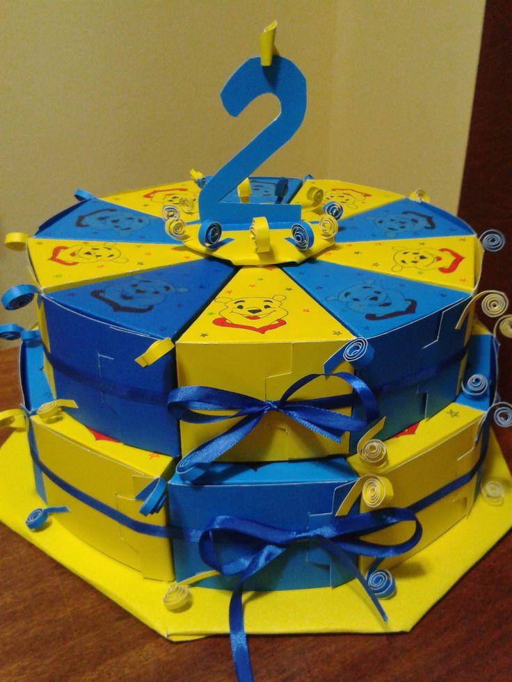 winne the pooh cake :)