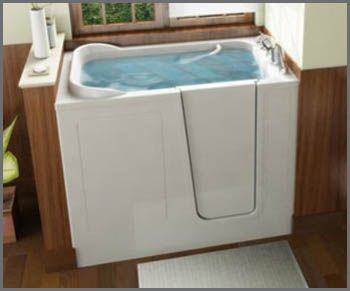 Sit Down Tubs | ... Walk In Tub Is The Tallest And Deepest Walk