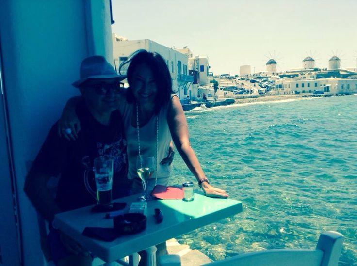 Little Venice. Mykonos.