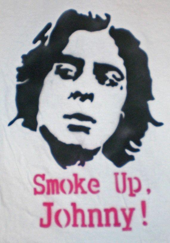 John Bender Breakfast Club Shirt via Etsy
