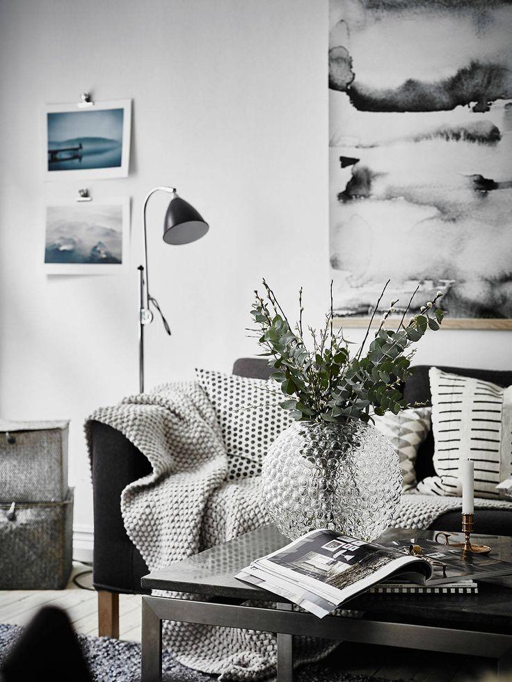 17 Best Ideas About Black Sofa On Pinterest | Black Sofa Decor