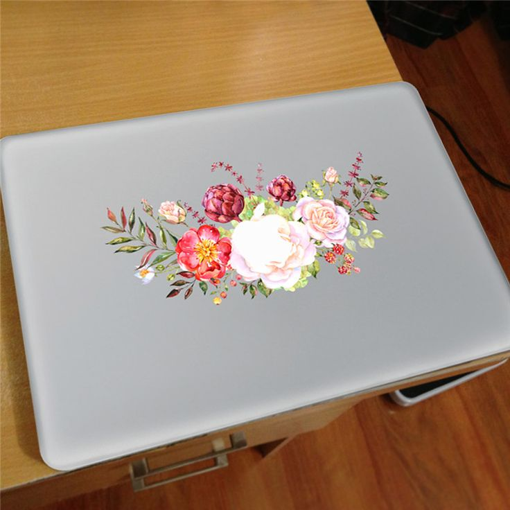Fresh bouquet Vinyl Decal Notebook sticker on Laptop Sticker For Apple Macbook Pro Air 11 13 15 inch Laptop Skin-in Laptop Skins from Computer & Office on Aliexpress.com | Alibaba Group