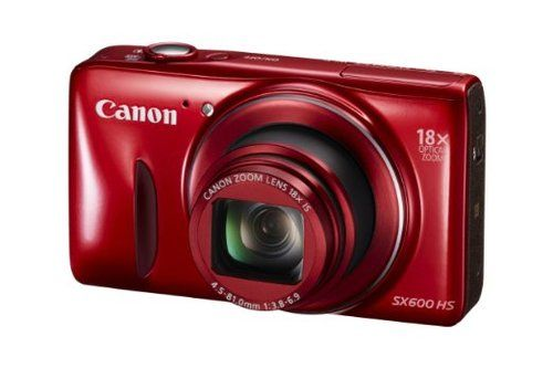 PowerShot SX600 HS 16MP: Cheap Camera Pocket.