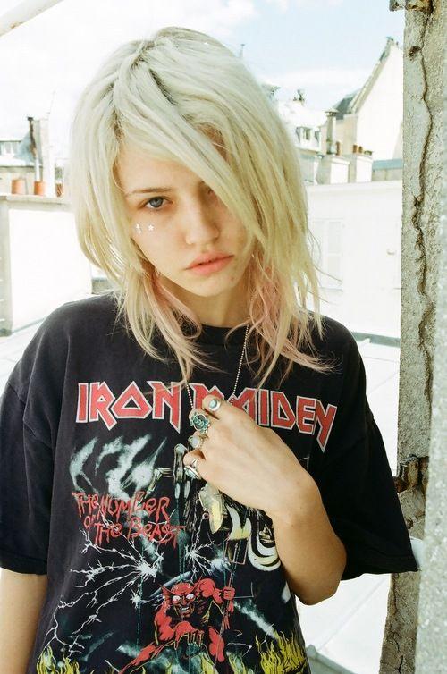 #charlottefree #fashion #photography #grunge #ironmaiden #rock #black #ring #star #tiedye #metal #vintage
