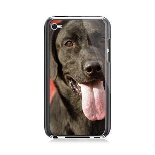 Black Labrador Dog iPod Touch 4G Case : amazing custom phone cases ...