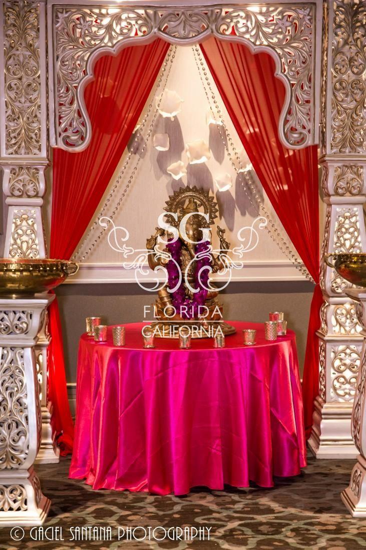 Indian wedding bedroom decoration ideas - 17 Best Ideas About Indian Wedding Decorations On Pinterest