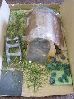 Year 4 blog - Anderson shelters