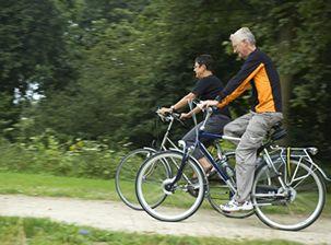Ejercicio Moderado 30 minutos al día seis veces por semana.   La apropiada cantidad de ejercicio asociada a la dieta de la zona y a altas dosis de aceite de pescado inducen una poderosa respuesta anti-inflamatoria que no solo repara el daño al tejido muscular, sino que también hace al músculo más fuerte.  El ejercicio evita envejecimiento prematuro reduciendo la inflam silenc y dismin la resistencia a la insulina, esta última asociada a la acumulación de grasa visceral.