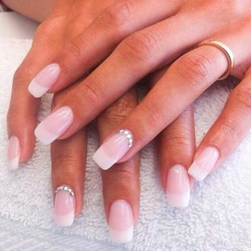 Beautiful wedding nails - My wedding ideas