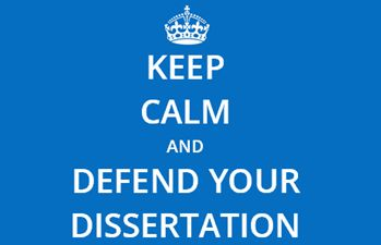 dissertation defense wikipedia