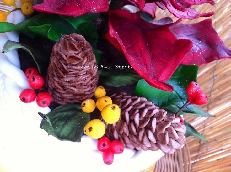 Decor dulce de Crăciun