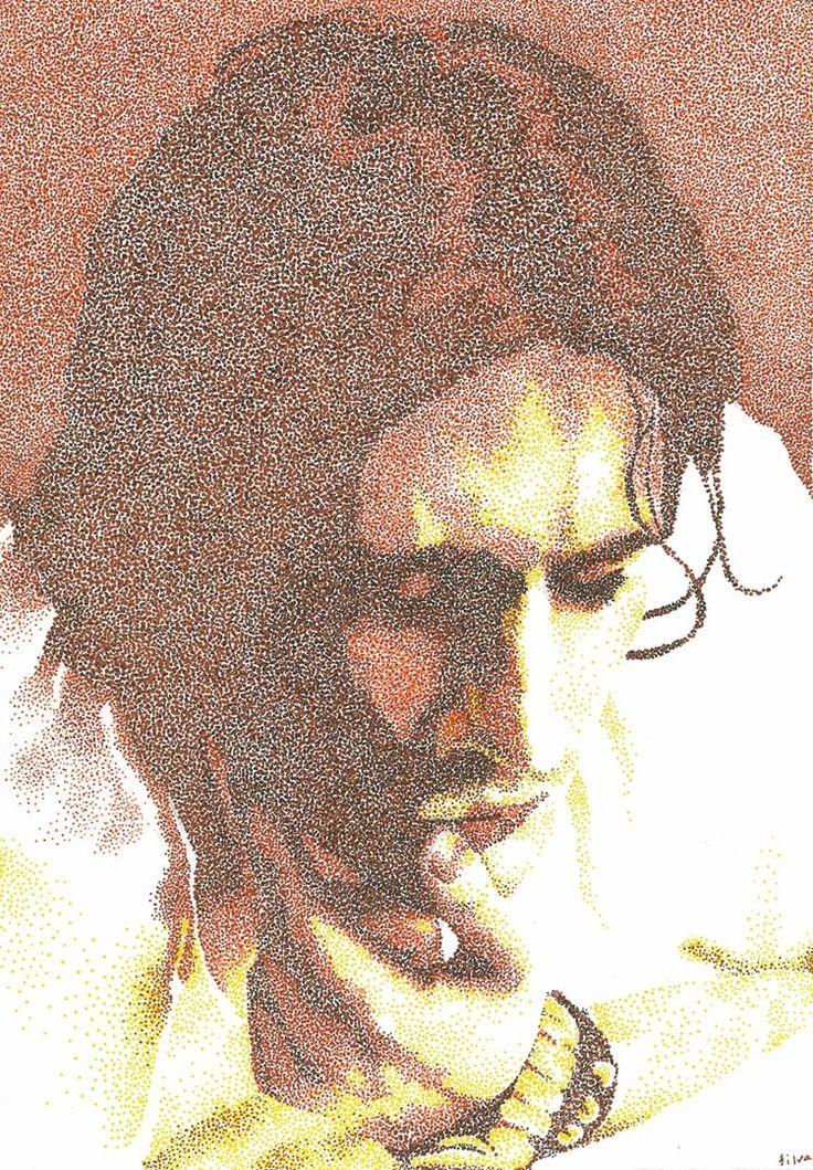 Jeff - www.sereninspired.com - pointillism