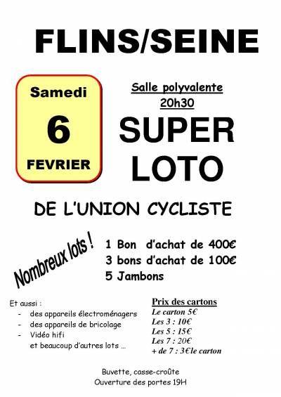 affiche Loto de L