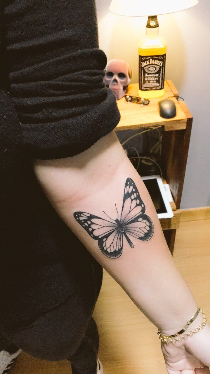 Butterflue