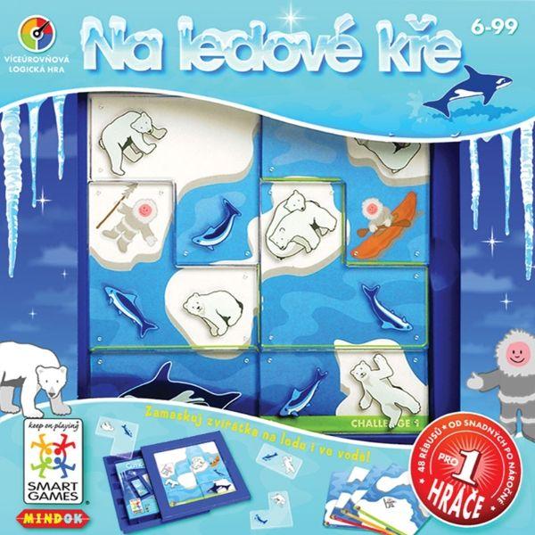 6+ Na ledové kře - SMART games MINDOK