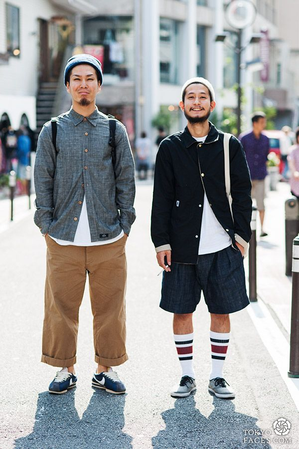 Japan dress up style