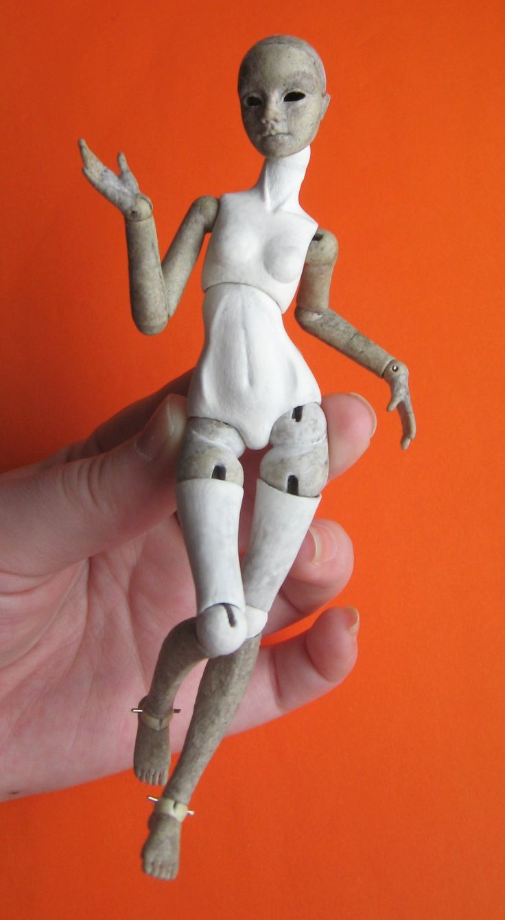 bjd doll WIP by KlodiaOmela.deviantart.com on @DeviantArt