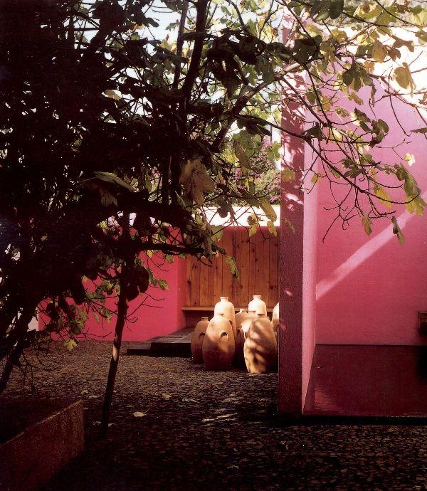 157 best images about luis barragan on pinterest garden for Jardin 17 luis barragan