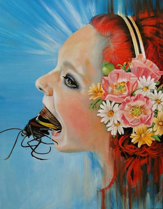 Artist Alexandra
